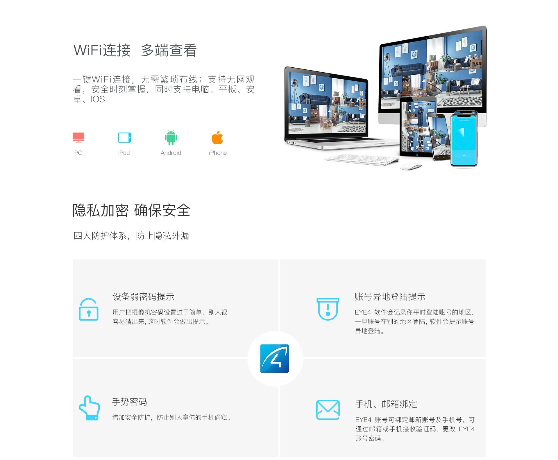 AI智能网络摄像机
