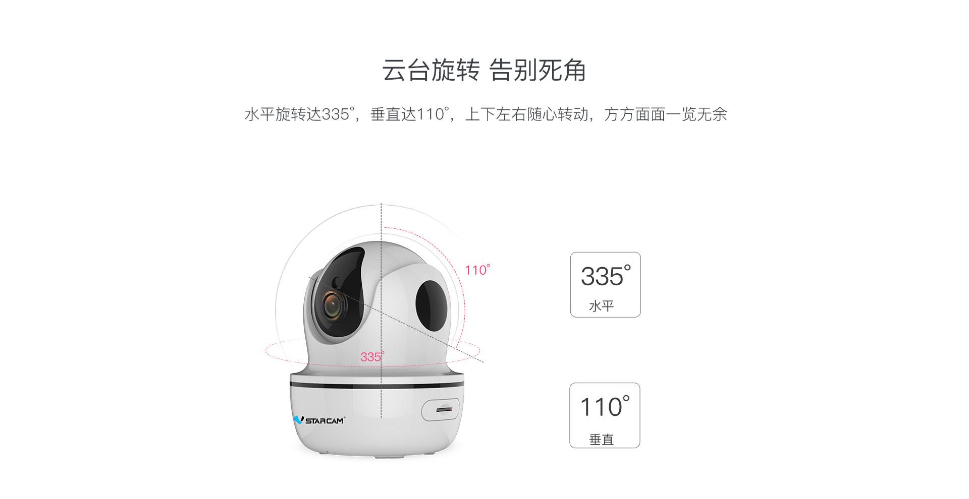 智能网络监控摄像机