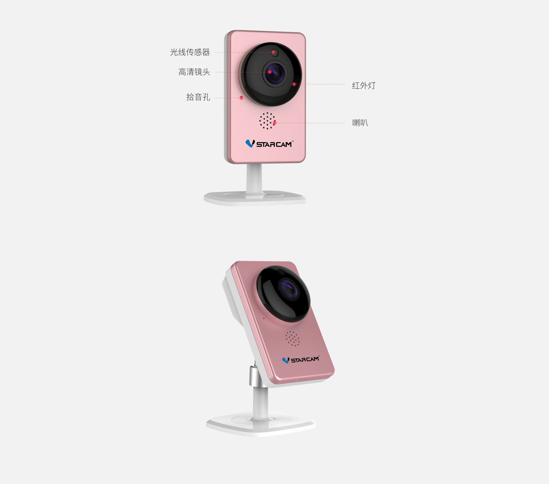 全景网络摄像机