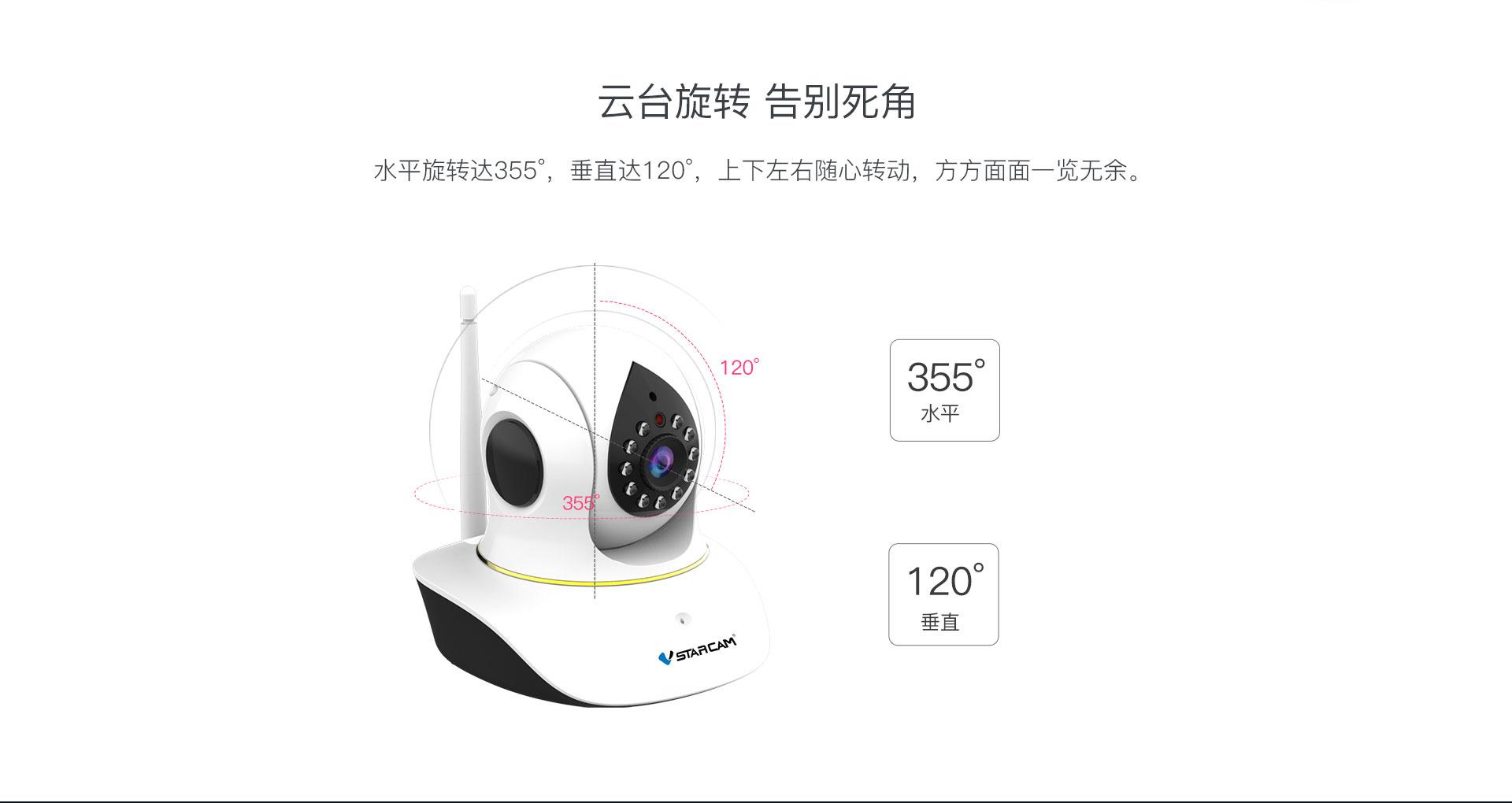 激光网络摄像机